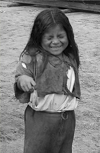 Photo of Peruvian Girl © Price-Pottenger Nutrition Foundation