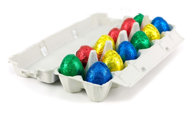 Foiled Eggs