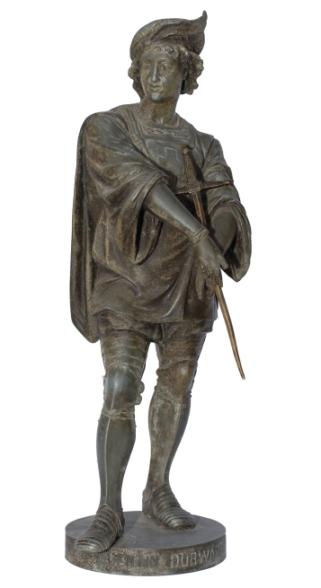 Photo of Roman Soldier Statue
