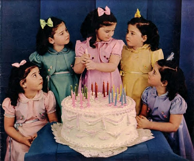 Quintuplets-Birthday