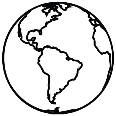 Earth Outline