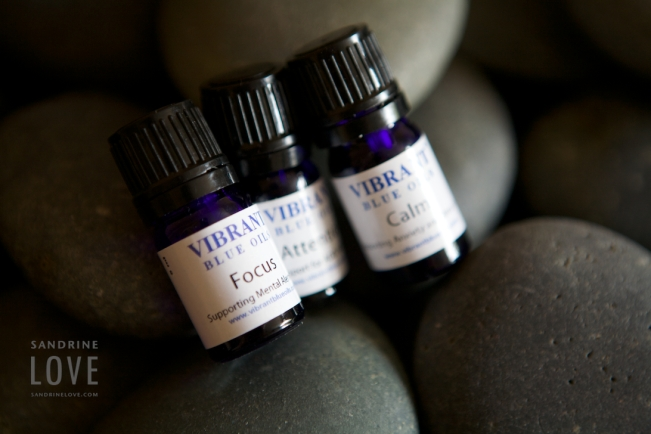 Vibrant Blue Essential Oils