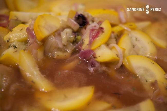 Zucchini Soup 17
