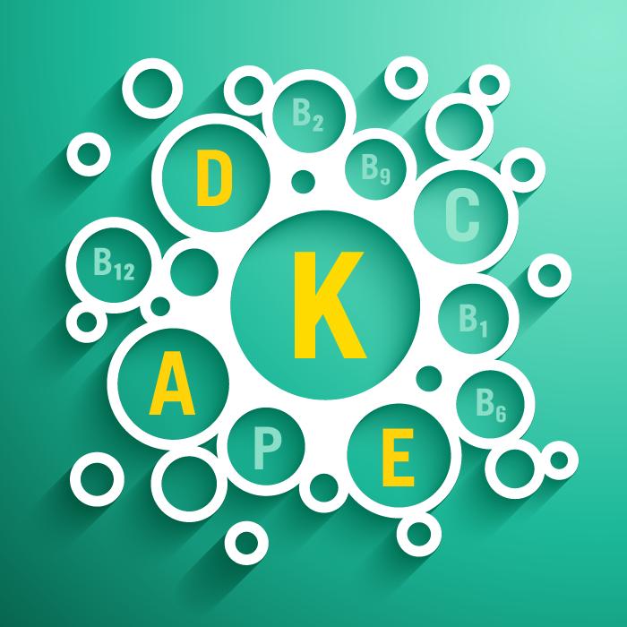 Vitamina K - Magazine cover
